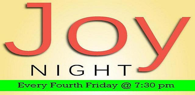 Evangelistic Joy Night